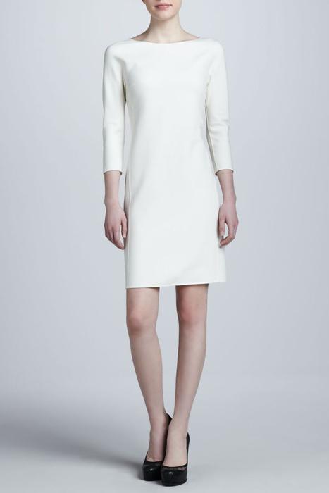 10 Great Elopement Dresses   Michael Kors Shift Dress
