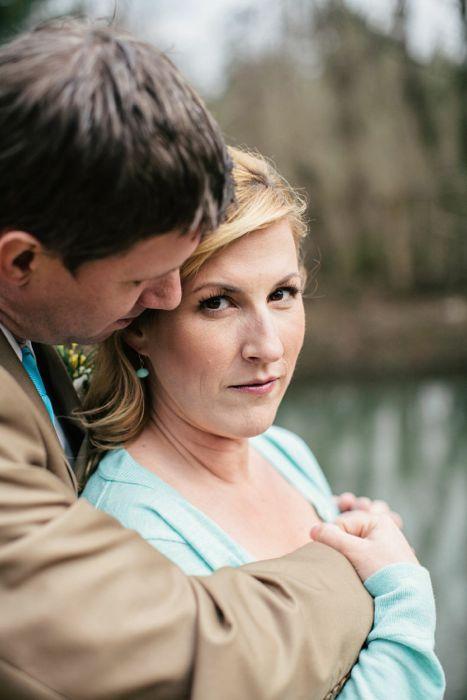 Rustic Tennessee Intimate Wedding