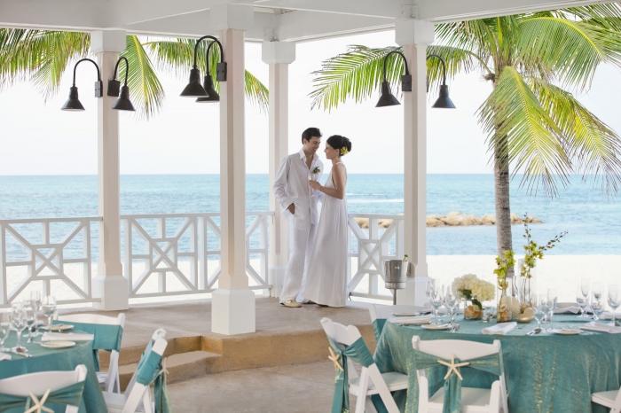 Sea Inspired Beach Pavilion