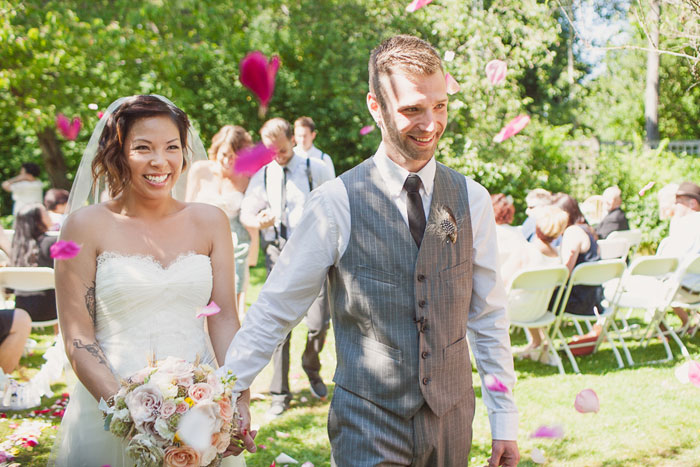 Amy and Nick's Starling Lane Winery Wedding