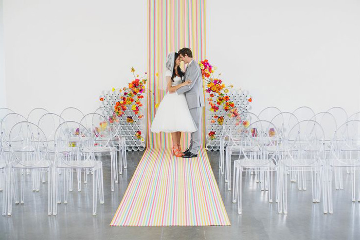 Wedding Trend: Ghost Chairs
