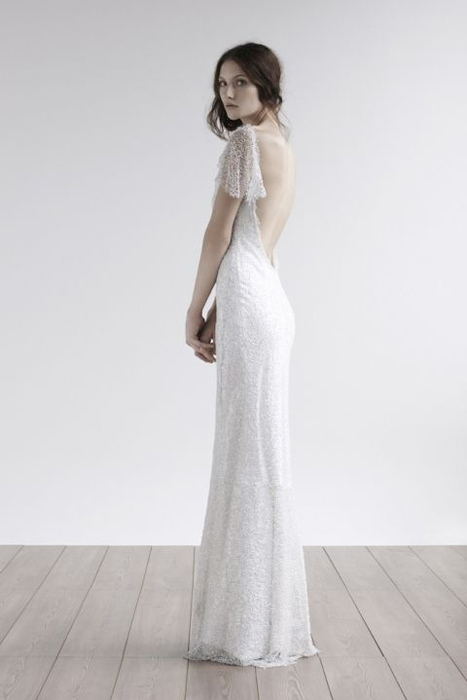 Amanda Garrett Snowflake Dress