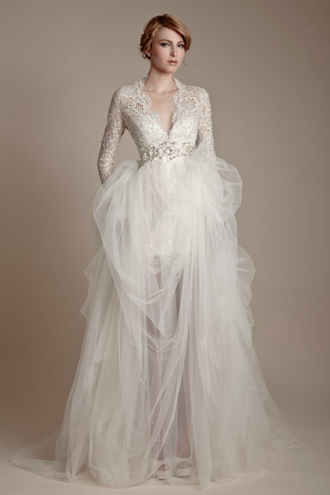 Ersa Atelier Wedding Gown