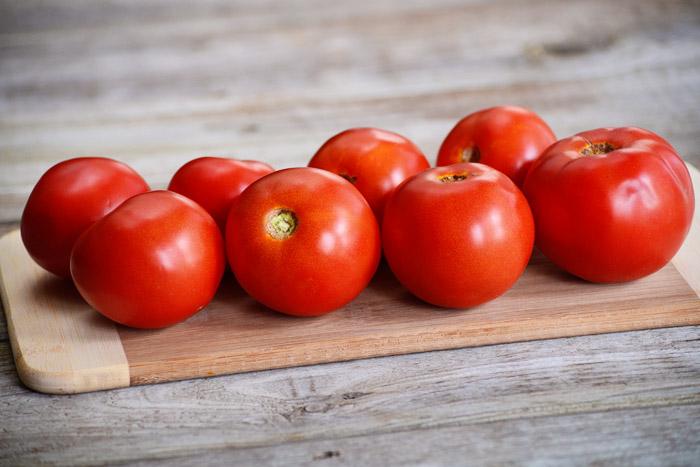 Bridal Shower Party Food - Homemade Bruschetta - Fresh Tomatoes!