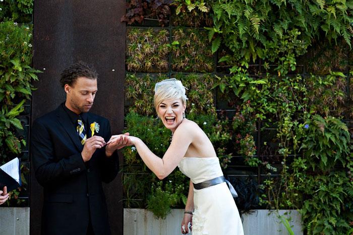 Hotel Modera Wedding Ceremony