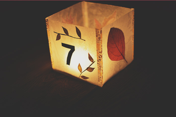 Illuminated Table Numbers