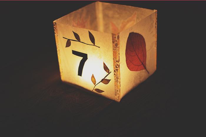 Illuminated Table Numbers