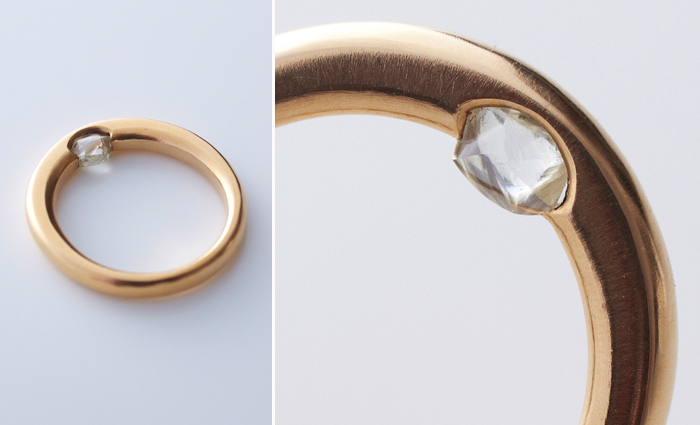 Understated Engagement Rings