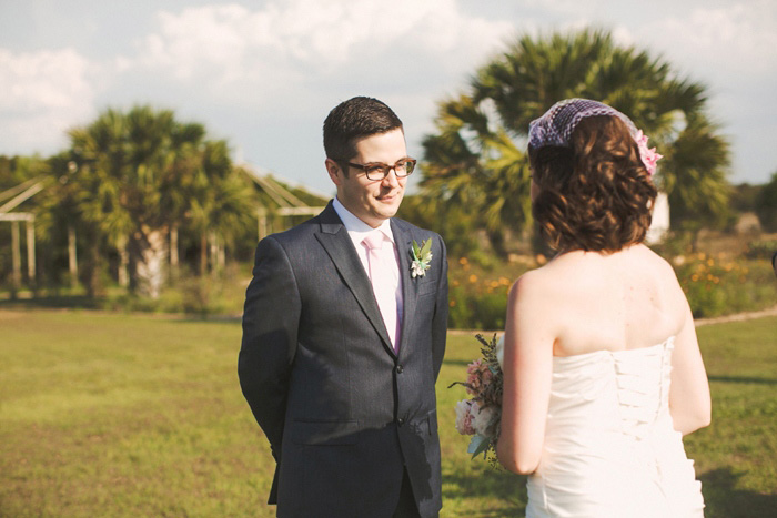 elopement on San Michele grounds