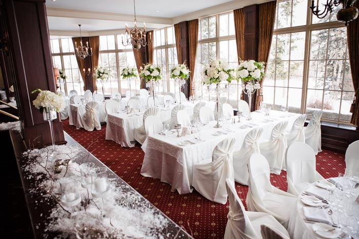 St. George's Golf and Country Club  - Wedding Venue in Toronto, Ontario - Reception Room