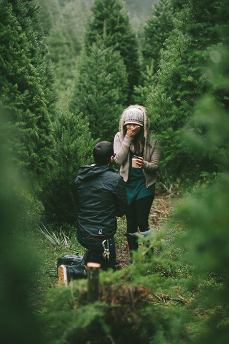 8 unique engagement photo ideas ForSurprise Engagement Photo Shoot