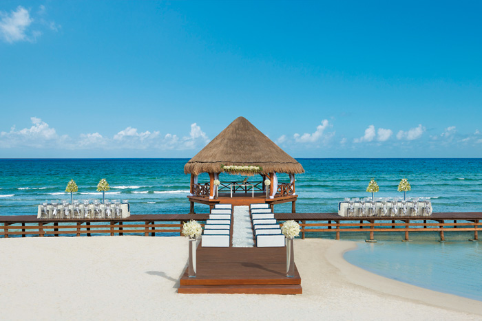 Ocean Gazebo at Secrets Silversands Riviera Cancun