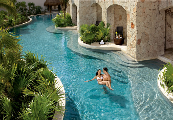 Swim out Suite at Secrets Maroma Beach Riviera Cancun