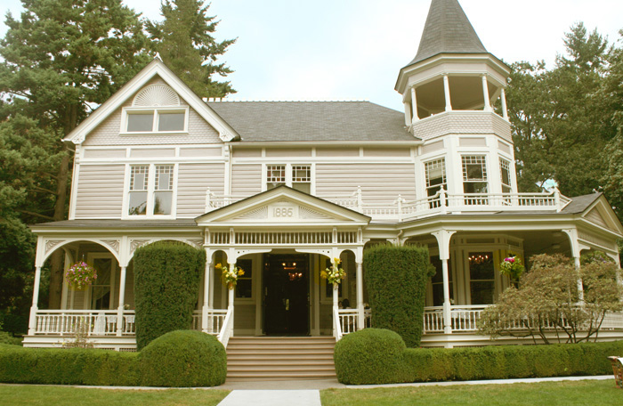 Marshall House wedding venue