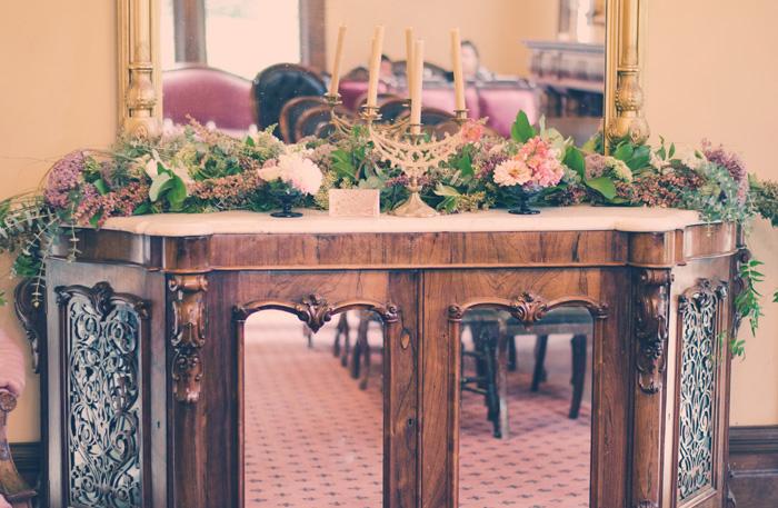 Marshall house wedding