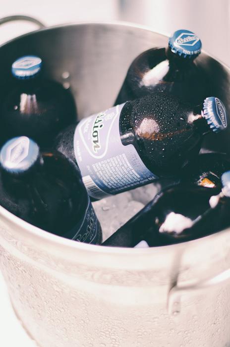 wedding soda bottles