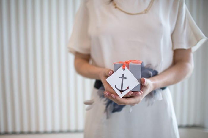 nautical guest favors