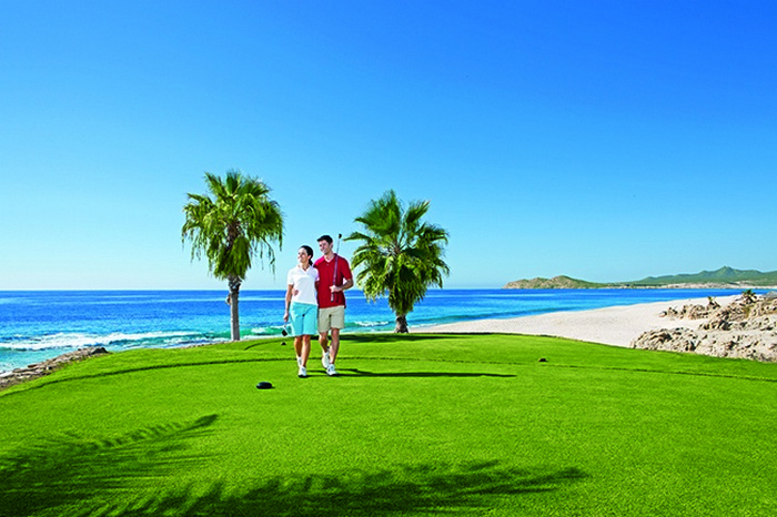 Secrets Puerto Los Cabos golf course
