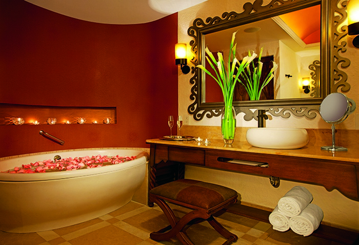 Secrets Puerto Los Cabos bathroom