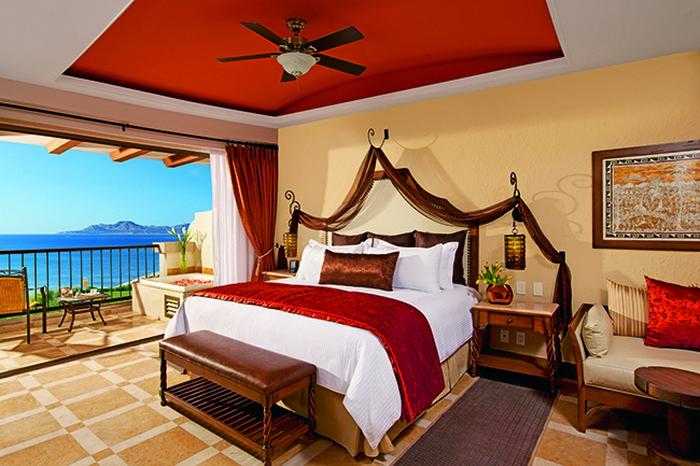 Secrets Puerto Los Cabos suite