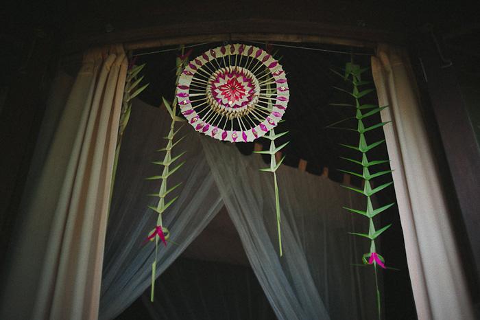 Balinese decor