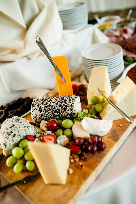 wedding cheese plate