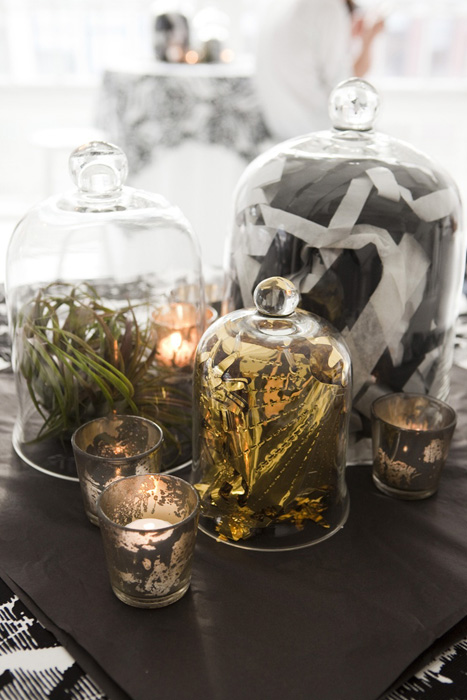 belljar centerpiece