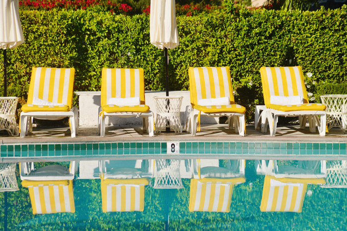 The Viceroy Palm Springs - poolside