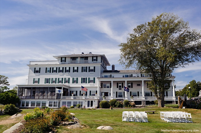 Emerson Inn By The Sea - Rockport Massachusetts