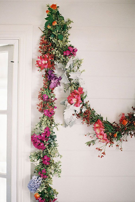 flower-garland