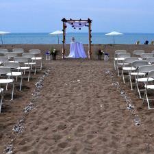 Intimate Wedding Venue Bayfield Ontario Deer Park Lodge