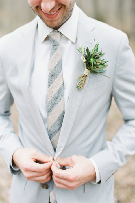 Fashion Accessories for the Groom: All Tied Up