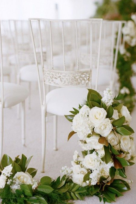 wedding-aisle-garland