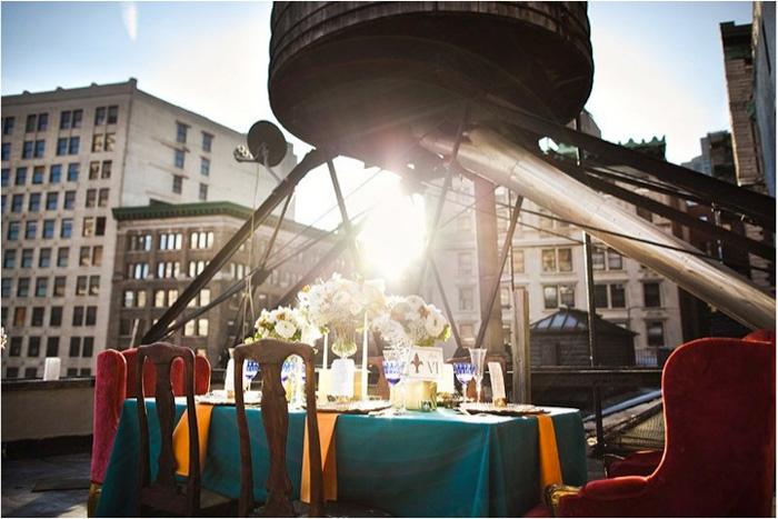 Wedding Trends Rooftop Weddings