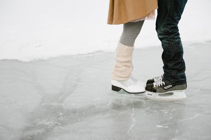 couple skates