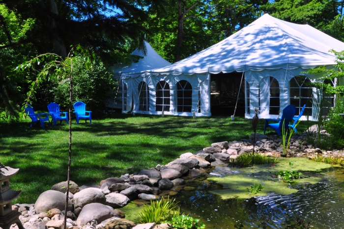Intimate Wedding Venue In Bayfield Ontario Private Beach