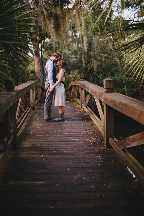 florida backyard wedding
