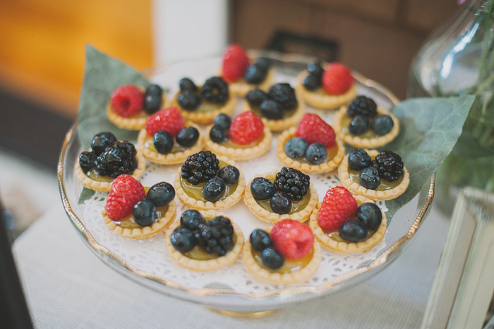 wedding tarts