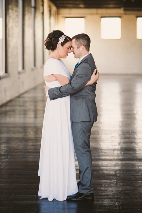 intimate gainsville texas wedding