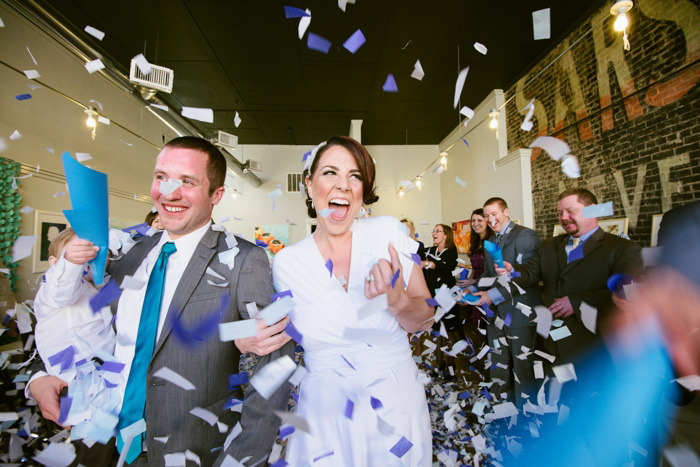 wedding confetti tos