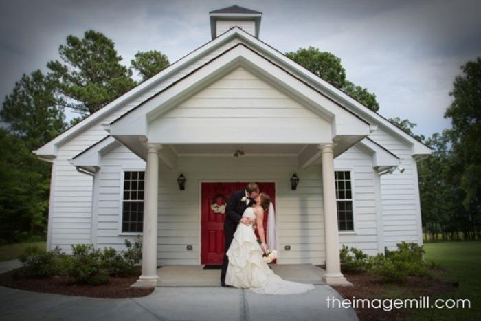 Chapel at Hudson Manor - Louisburg North Carolina