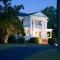 north-carolina-intimate-wedding-venue-hudson-manor-evening-entrance thumbnail