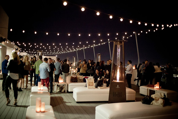 Wedding Trends Rooftop Weddings