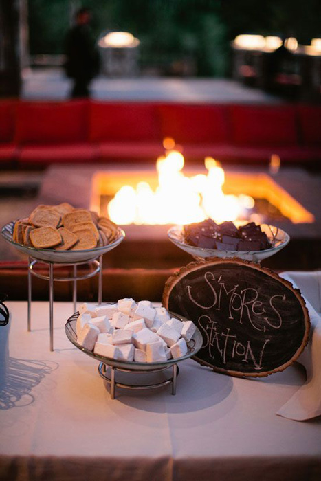 s'mores lounge