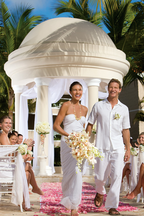 Domincan Republic destination wedding