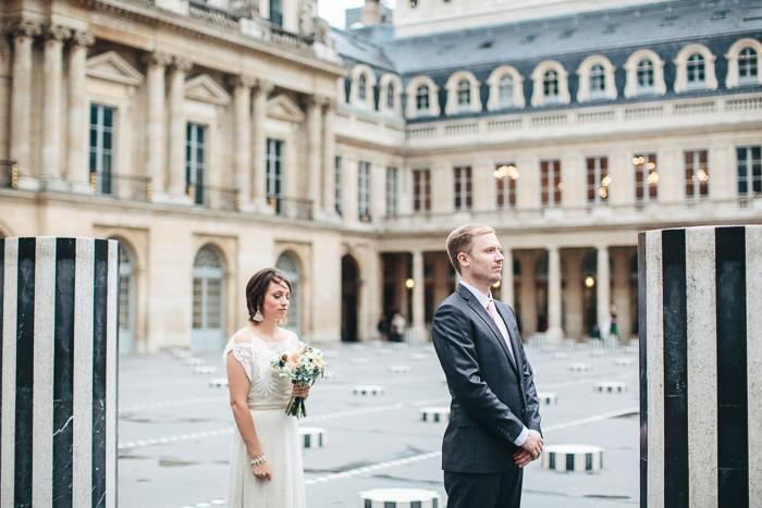 First look in Paris