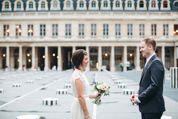 first look session in Paris