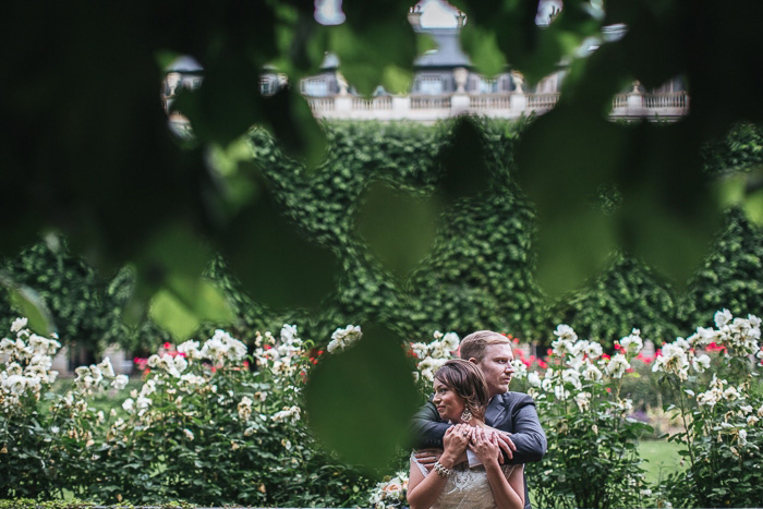 Paris Elopement
