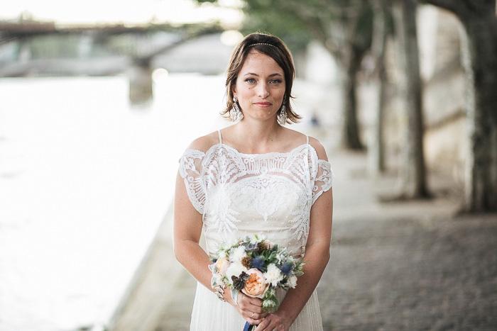 bride by the seine