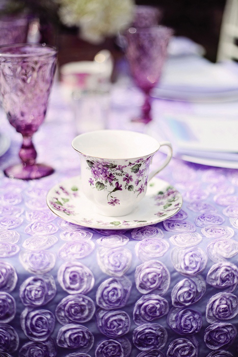 wedding tea cup